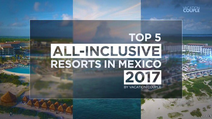 Arienne parzei on twitter top 5 all inclusive resorts in for Winter all inclusive vacations