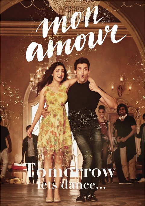 Celebrate romance with the language of love. Say #MonAmourTomorrow https://t.co/OfoOujsxEl