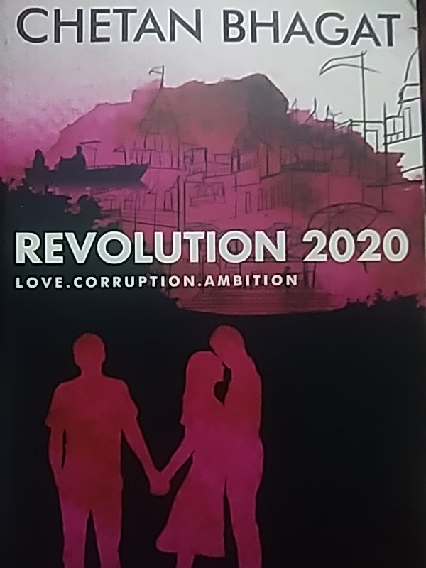 Revolution 2020 Book For