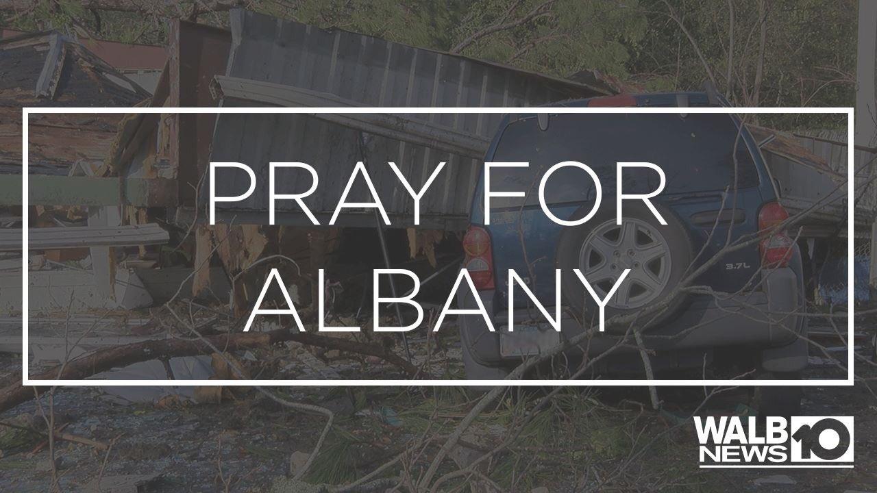 Pray for Albany