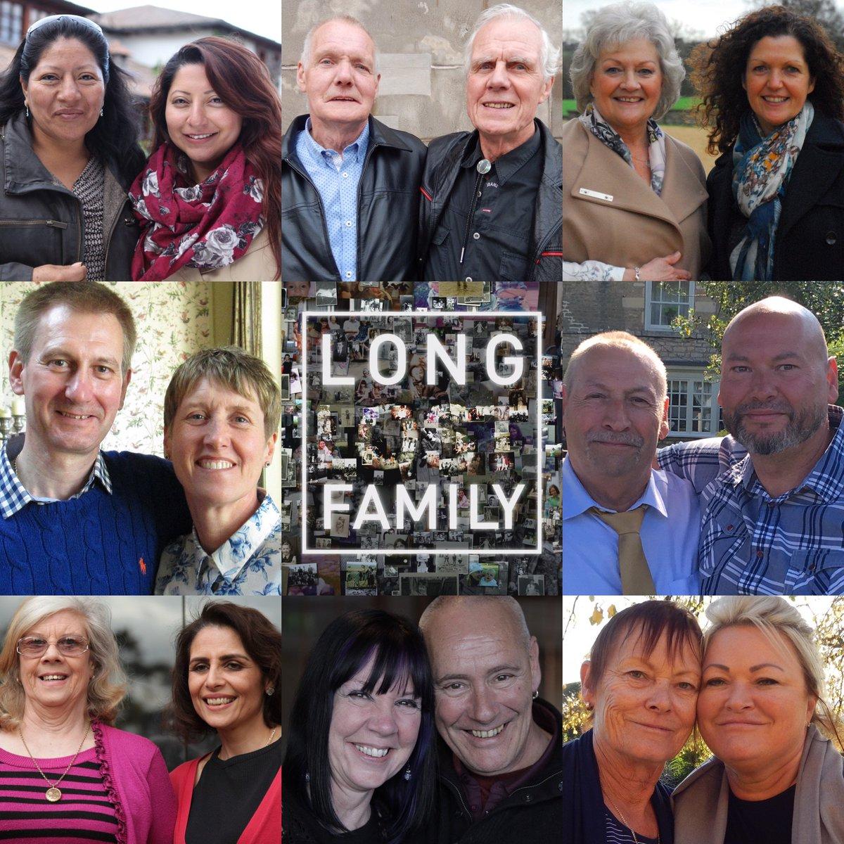 Long Lost Family Bulletin Board