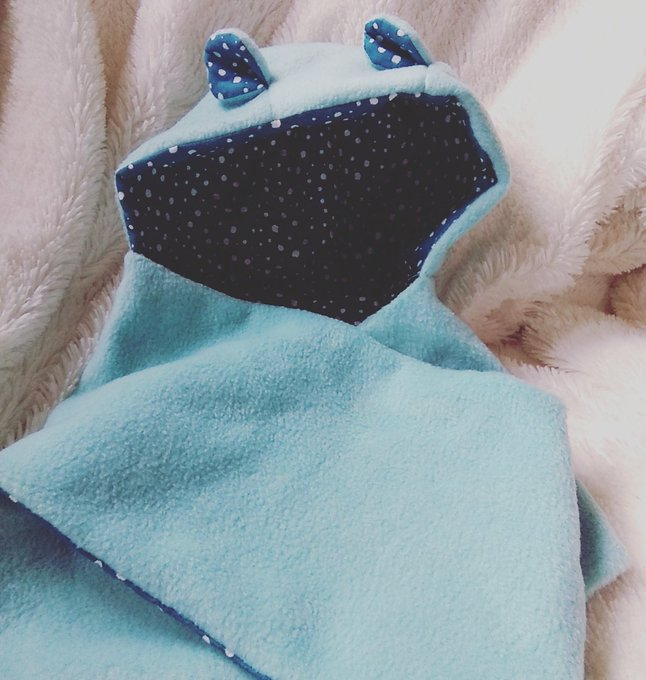 DIY: le bonnet ourson