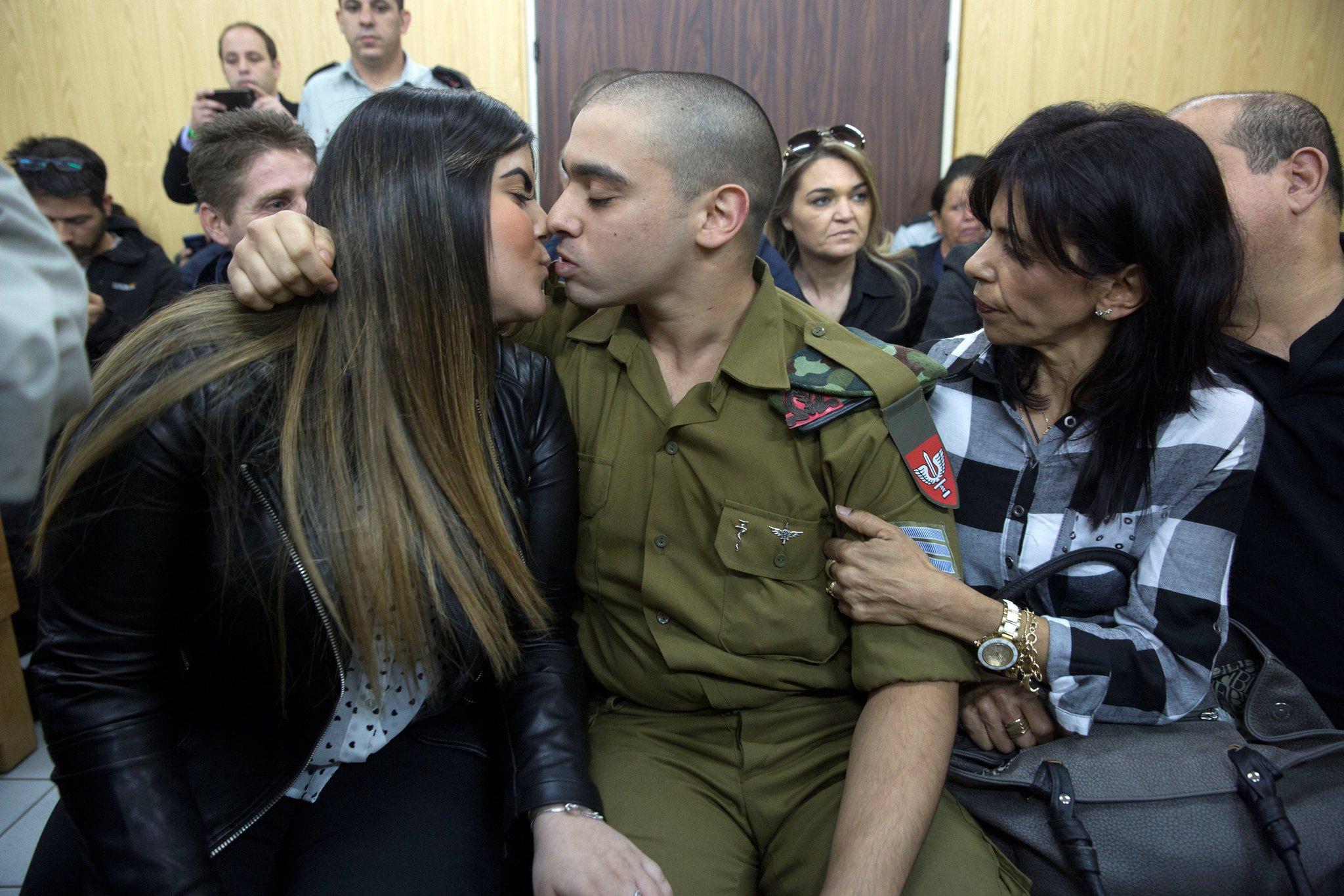 gu israeli soldier jailed - HD1200×800