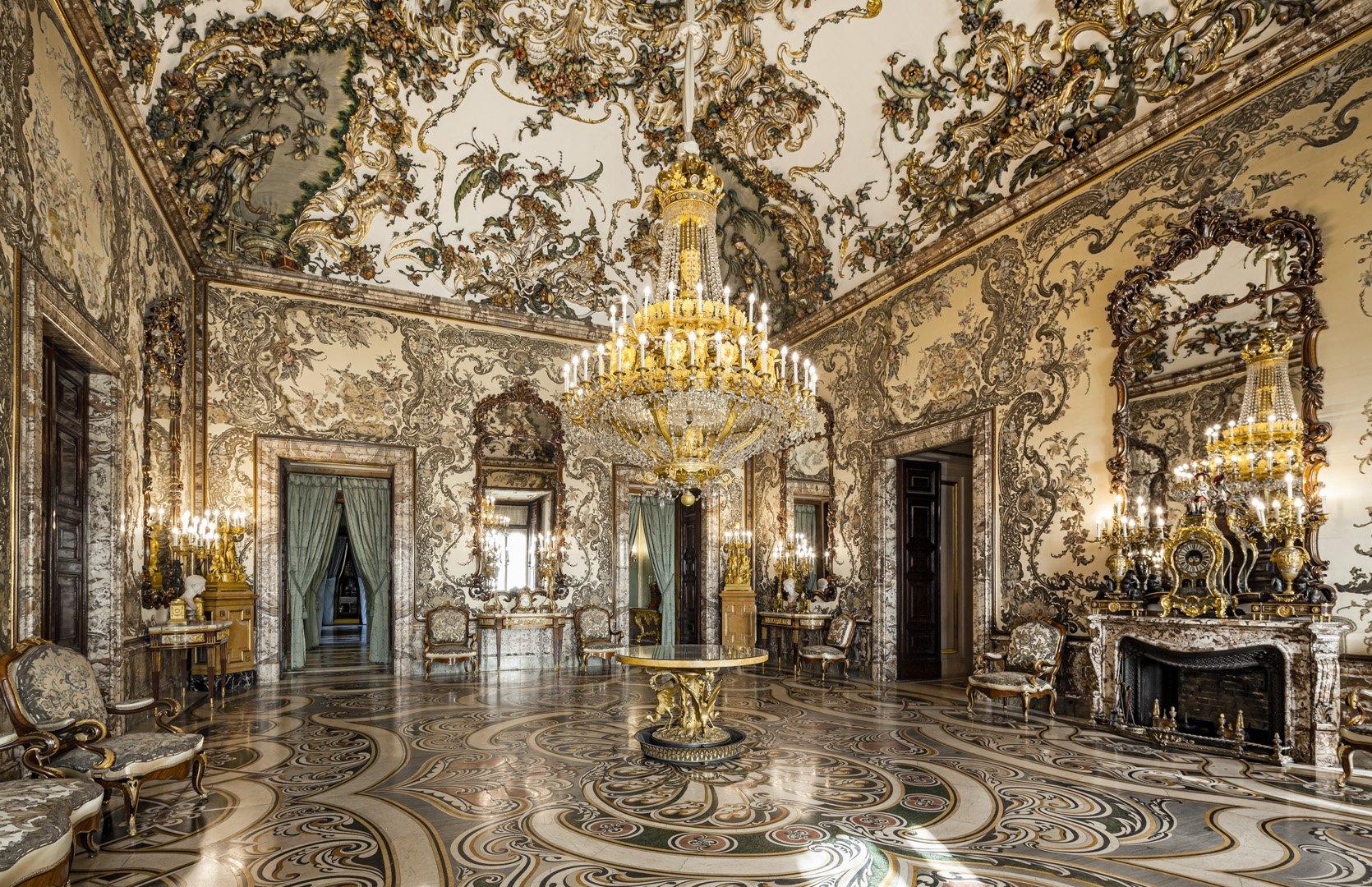 Patrimonio nacional on twitter el palacio real de madrid for Arquitectura de interiores madrid