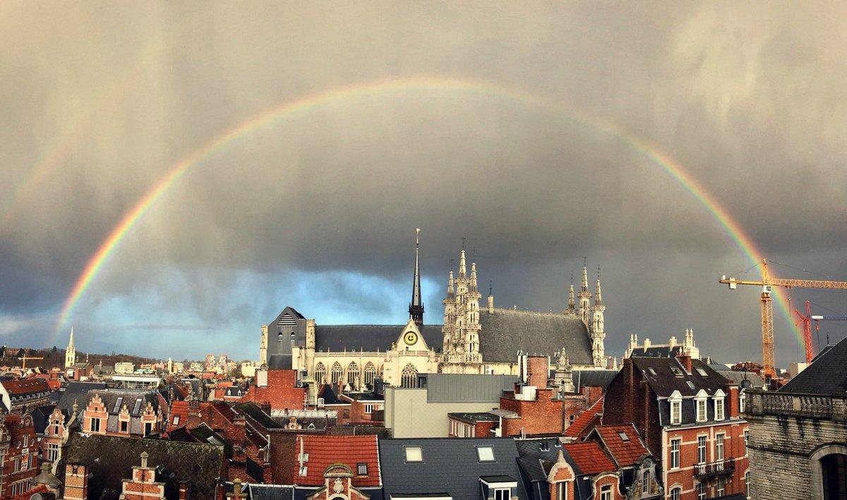 #Leuven op z'n mooist ❤️