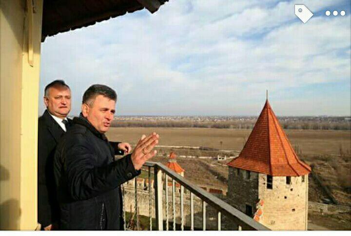 Президент Молдовы Додон встретился с главой непризнанного Приднестровья Красносельским - Цензор.НЕТ 6350