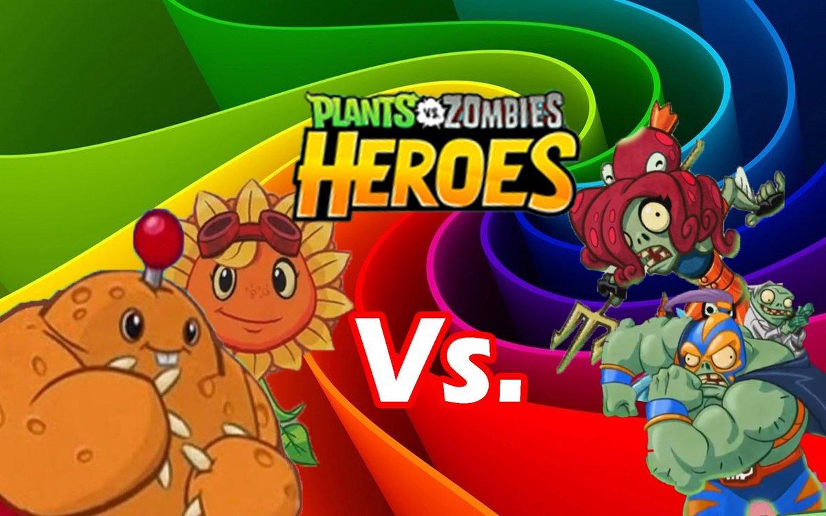plants vs zombies heroes apk full download