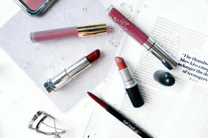 WEEK IN LIPSTICKS #2