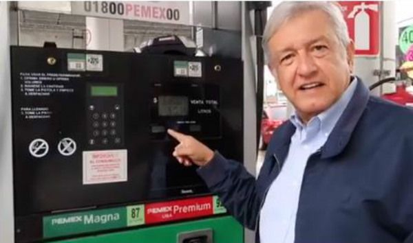 Who's one of the biggest benefactors of Mexico's gas price hike? Here's a hint. https://t.co/dsSA63p6NF #gasolinazo https://t.co/ftHGXJgPYo