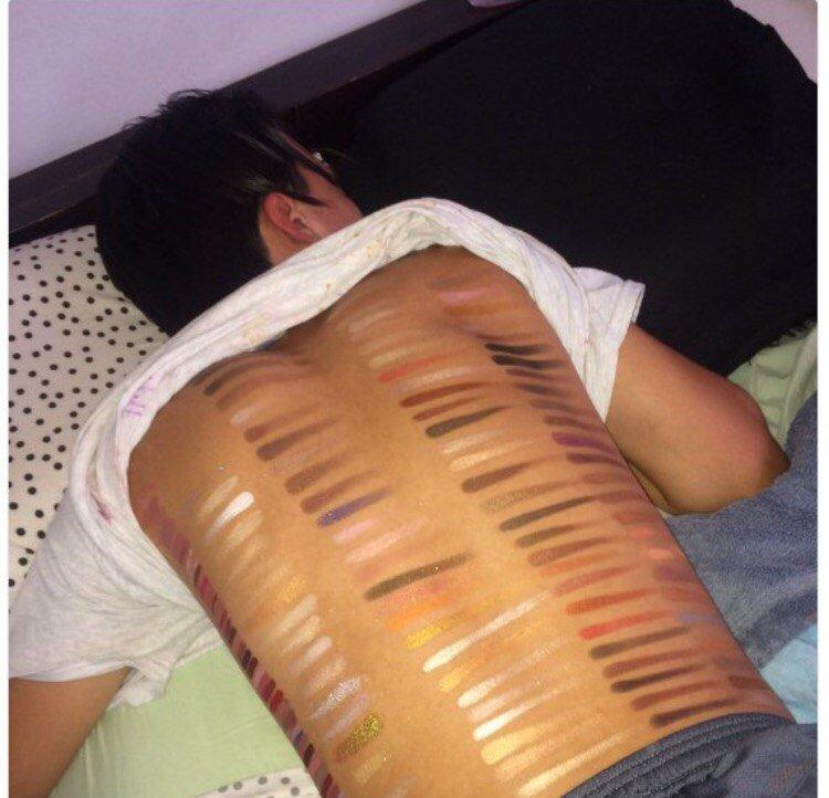 Nude pics stripped when asleep hien camera sex