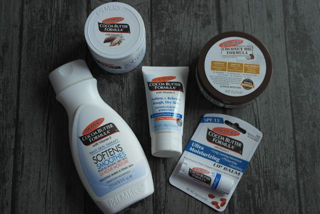 Palmer's Skin Care Products Review