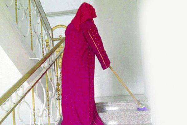 وفاة مسنة متأثرة باعتداء خادمتها عليها ,   , #خادمة_تنهي_حياة_مسنة  #مختارات_من_عاجل  -