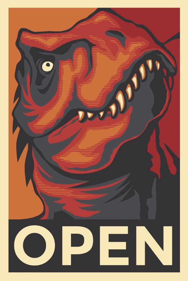 Want my Shepard Fairey inspired OPEN poster? Feel free to download and print a copy! https://t.co/1yfYSftl7h https://t.co/KiOzS6JeXc
