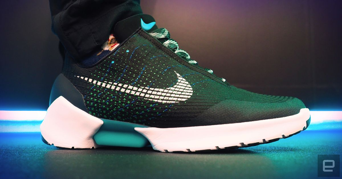 Nike's senior innovator on the challenge of designing a self-lacing shoe