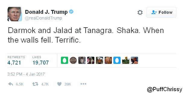 Finally something I can agree with Trump on... https://t.co/7sFhowqiPr