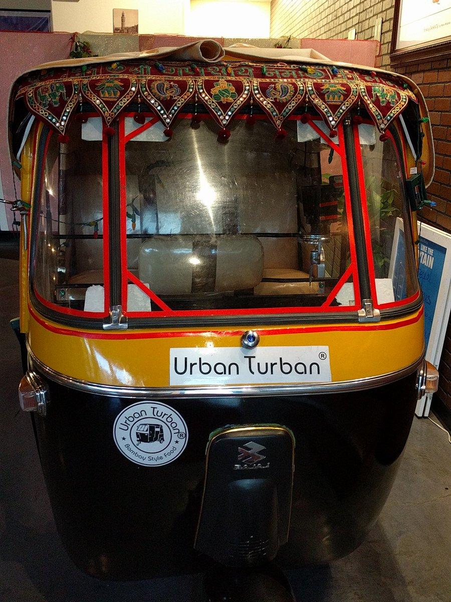 Urban Turban vehicle