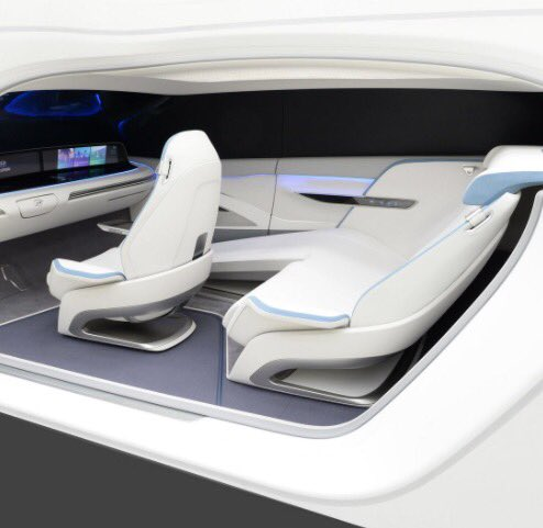Hyundai just showed off a car at #CES2017 with a cockpit that tracks your moods and health https://t.co/gioBu9s3e5