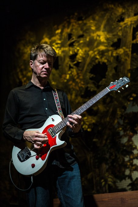 Happy birthday to one of our favorite guitar players and composers, Nels Cline!