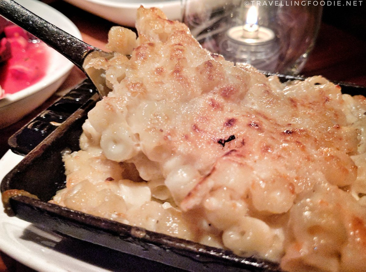 Mac & Cheese at STK at The Cosmopolitan
