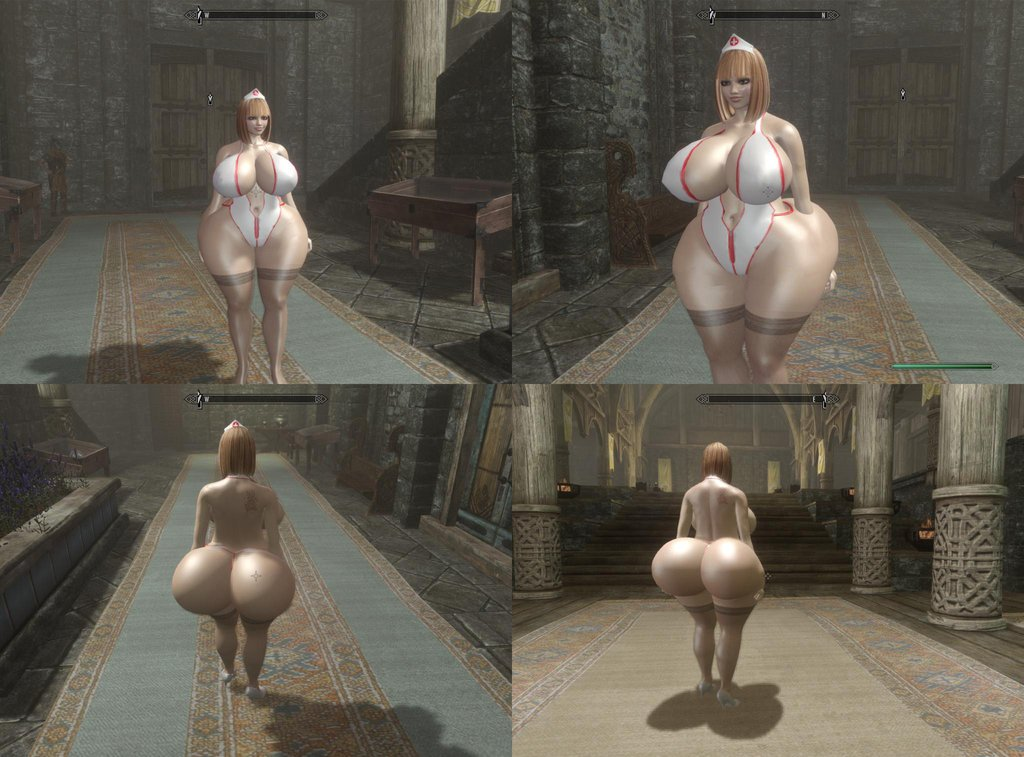 Shaiya nude patch de