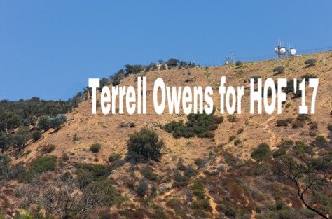 Wow, someone really changed the Hollywood Sign again