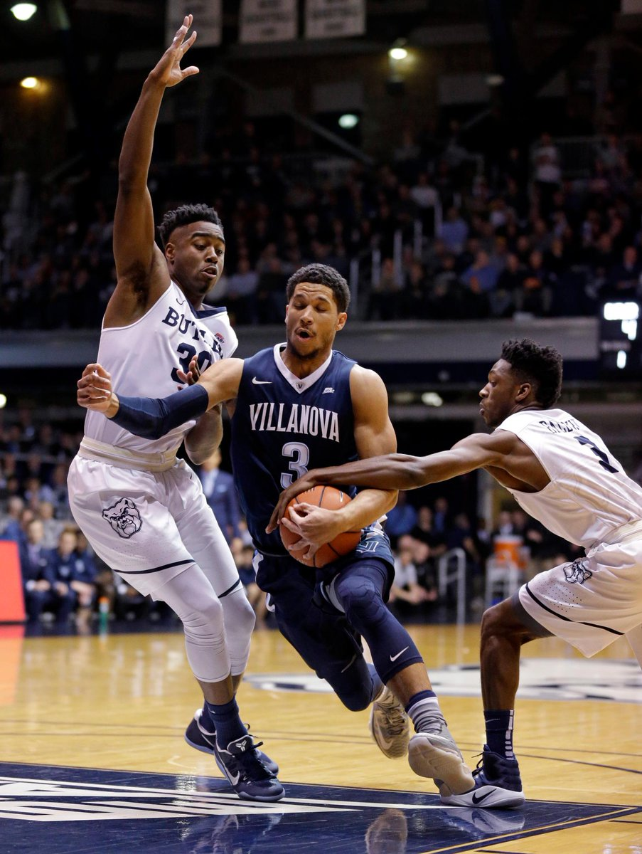 Butler Upsets 1 Ranked Defending Champs Villanova