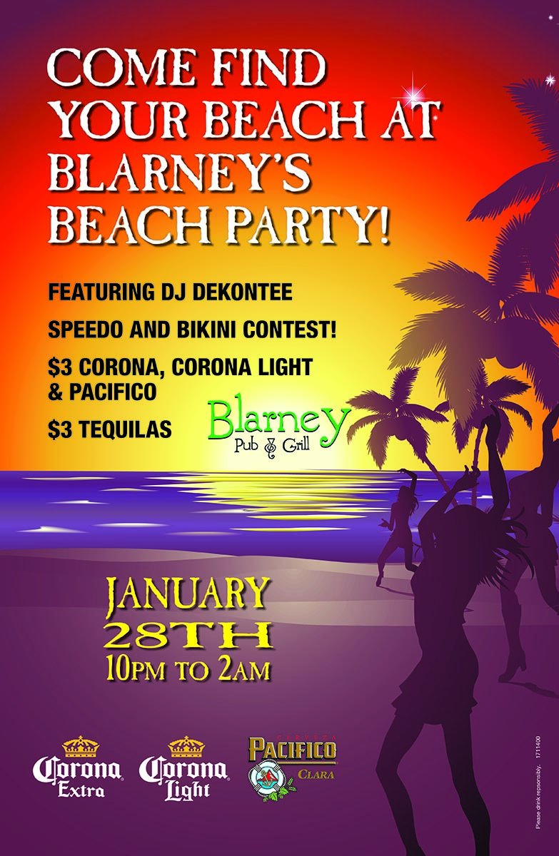 Corona find your beach contest