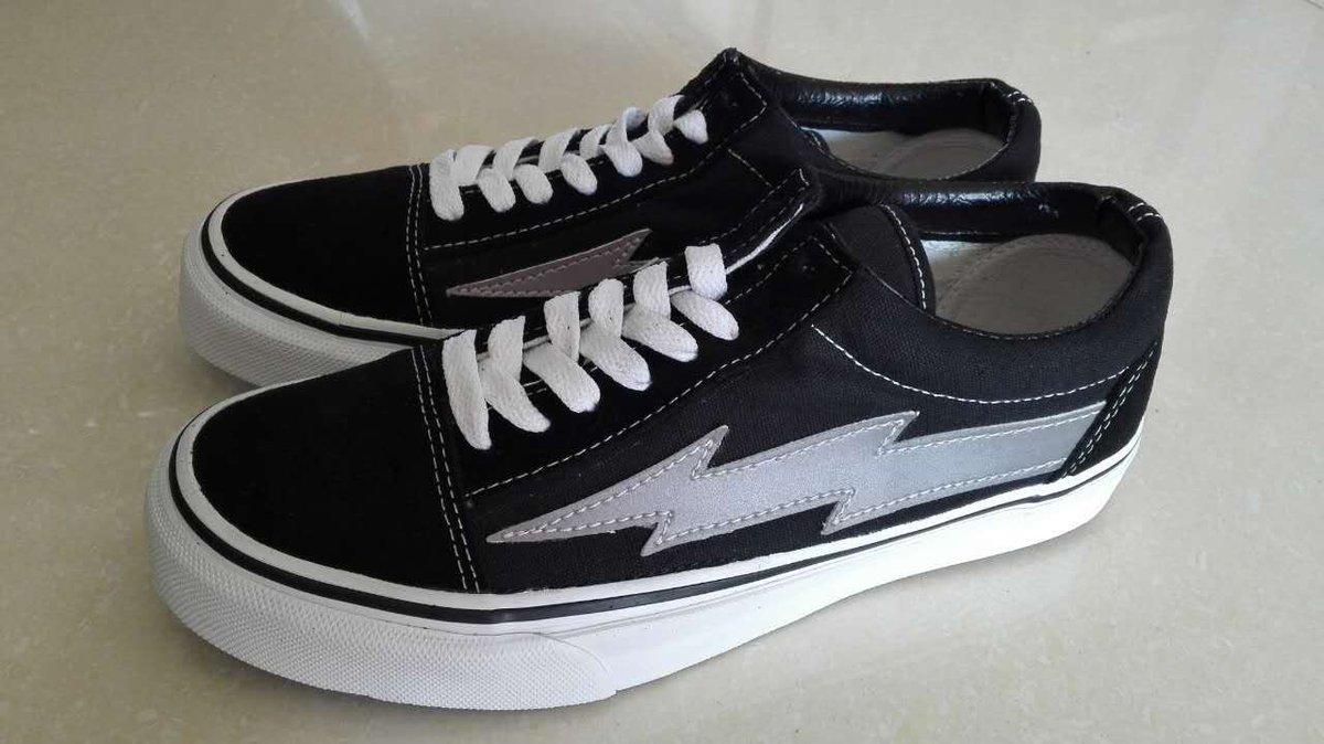 Vans Shoes Caption