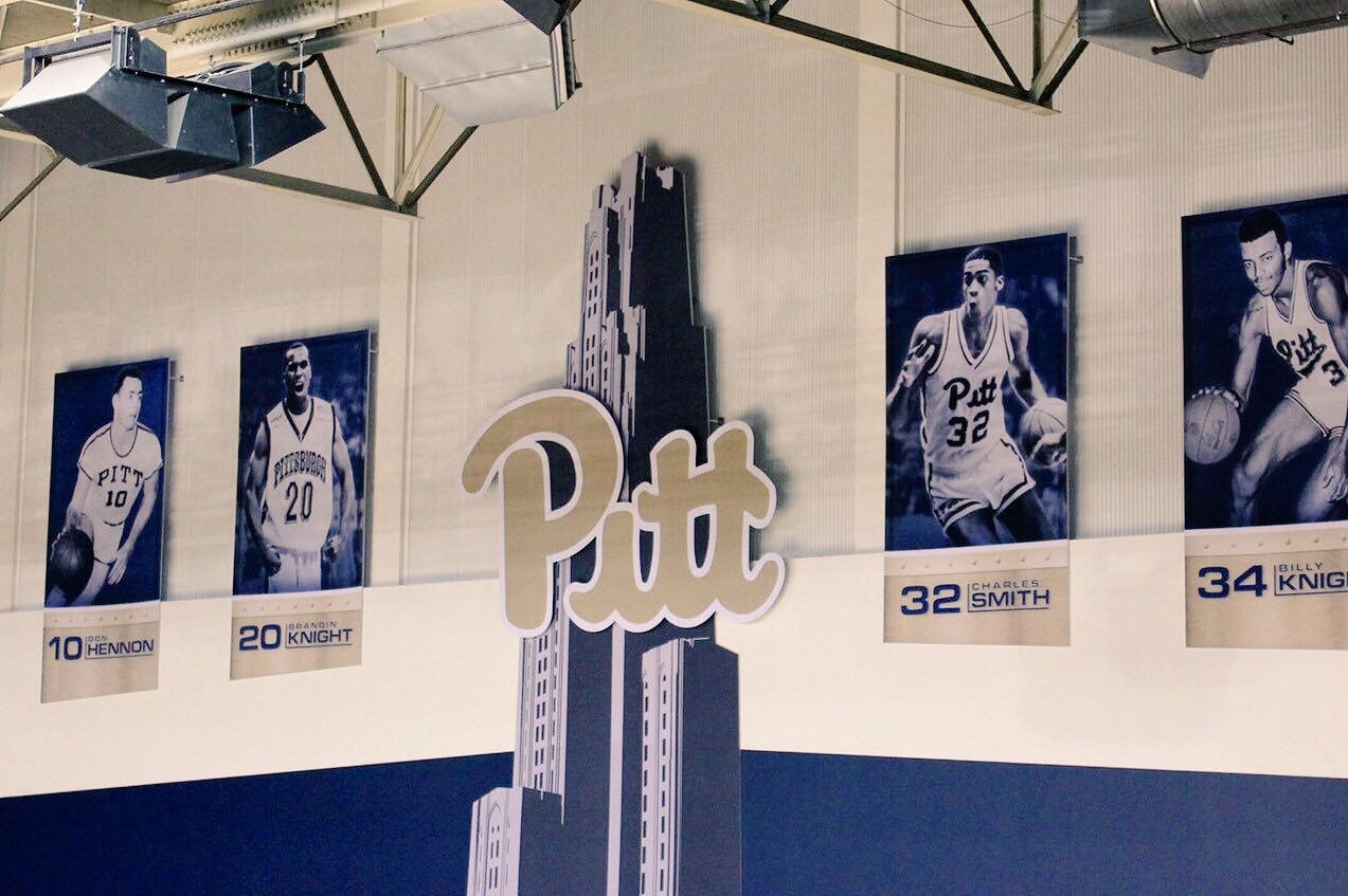 LIGHT IT UP!! #PittIsLit #H2P @Pitt_MBB @KevinStallings https://t.co/EchQC0HrUN
