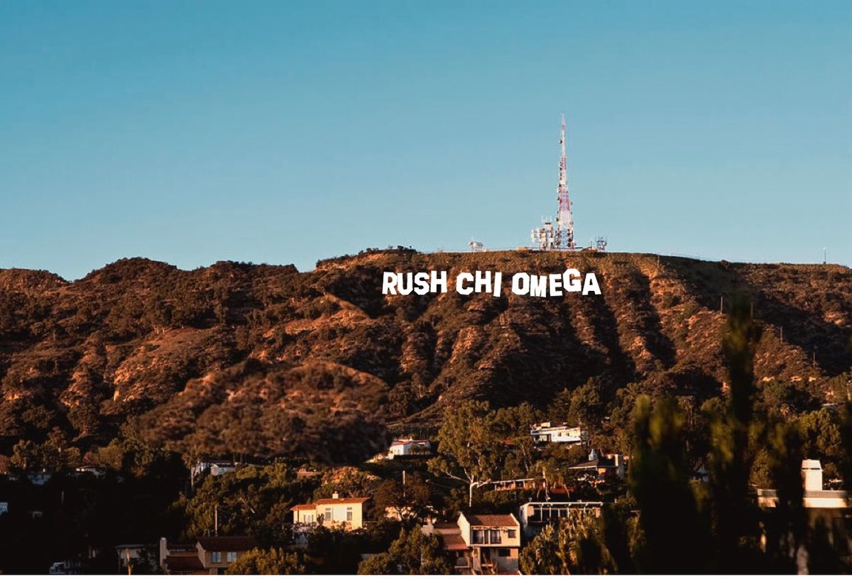 Laurel McCandless On Twitter Wow I Cant Believe They Changed The Hollywood Sign Again