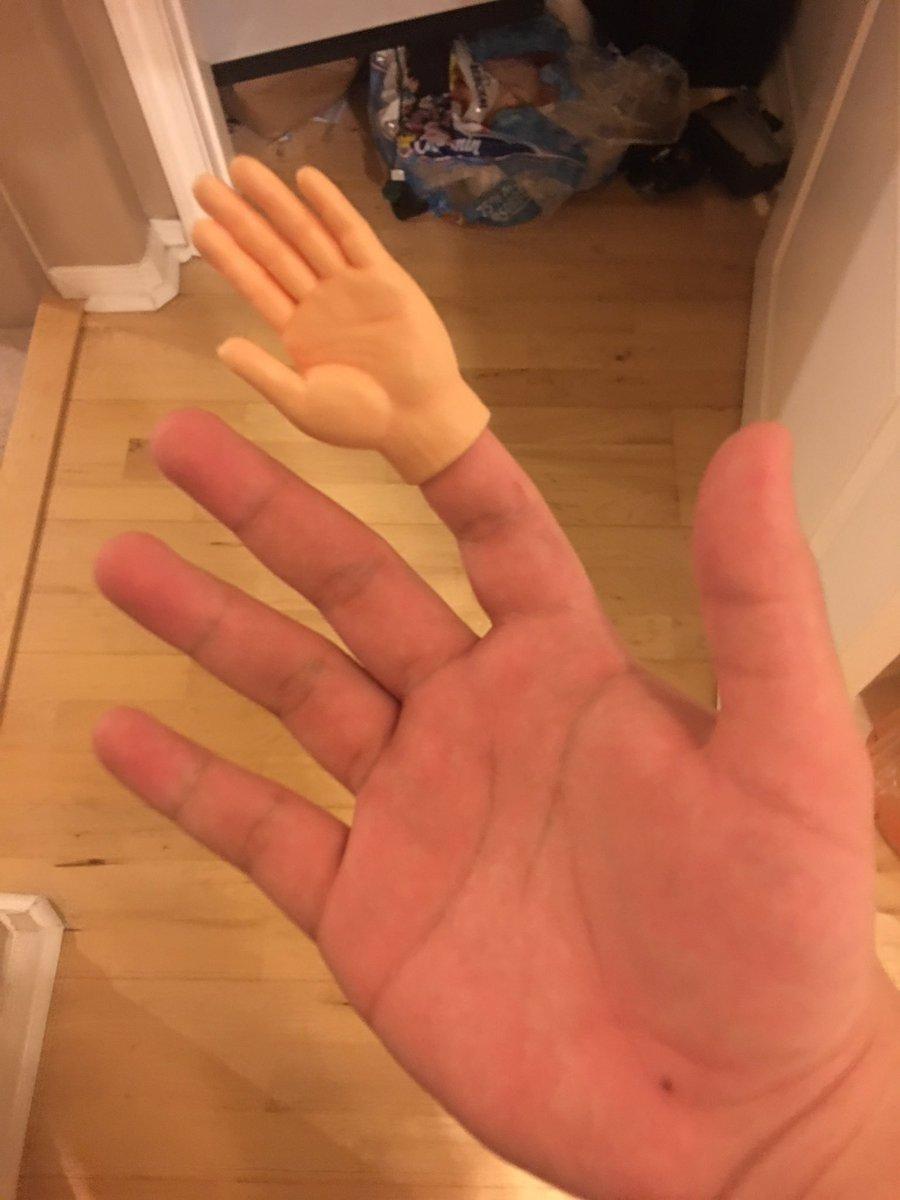 Hand jack off