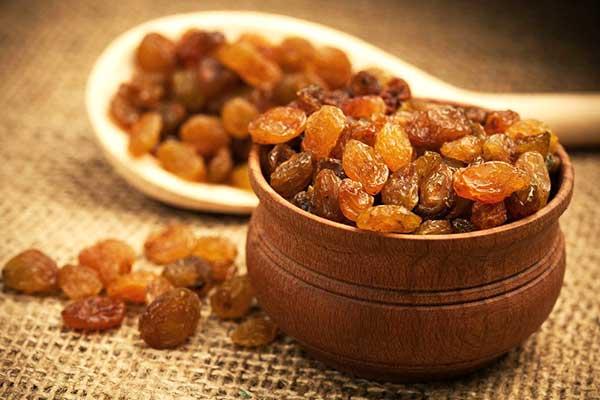 Micotossina tossica uva sultanina: dettagli del ritiro dal mercato di alcuni lotti in Italia