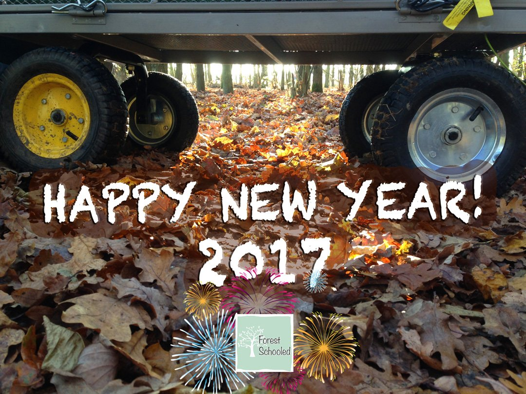 Better late than never... Happy new year everyone! #HAPPYNEWYEAR #newyear #newadventures #forestschool #forestschools #happy #outdoors #life<br>http://pic.twitter.com/NjDzWsl8xk