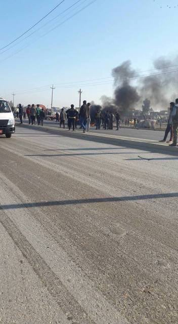 12 dead, 17 more injured in VBIED in eastern Baghdad's Al-Obeidi district in Iraq