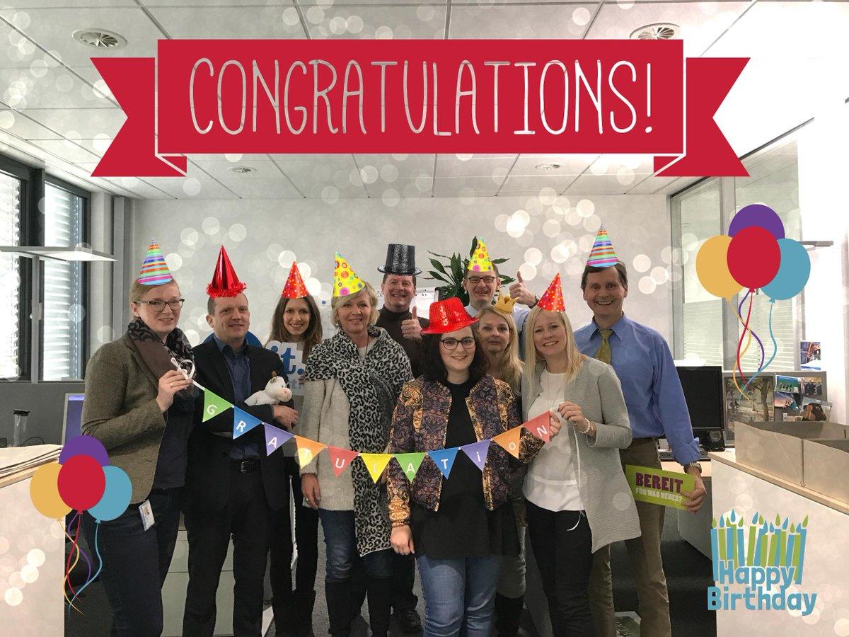 Tuv Rheinland Newsroom On Twitter Happy Birthday Op Kolsch Hat