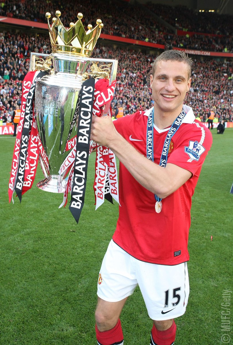 "Manchester United on Twitter ""Eleven years ago today Nemanja"