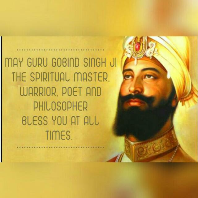 Guru Gobind Singh ji  IMAGES, GIF, ANIMATED GIF, WALLPAPER, STICKER FOR WHATSAPP & FACEBOOK