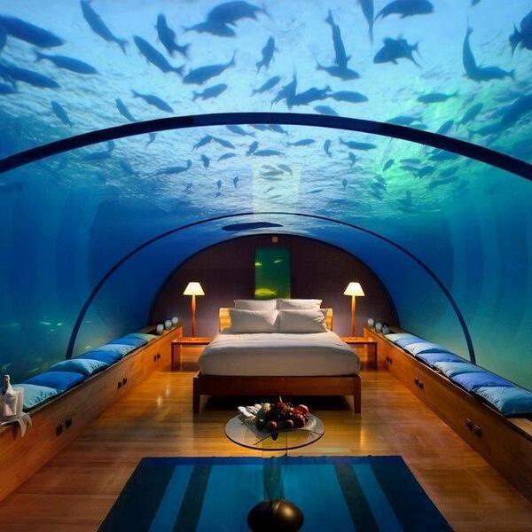 Conrad Maldives Rangali Island Hotel Latest News Breaking