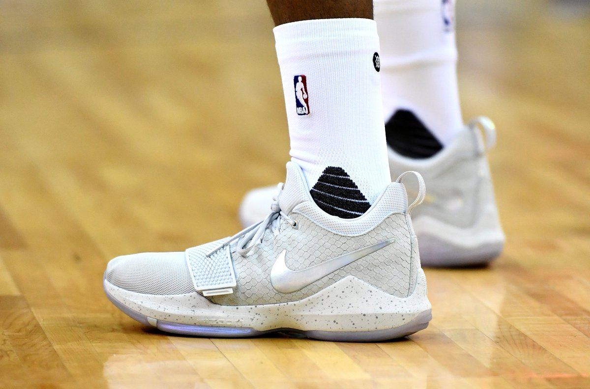a893ef7d2de ... shopping paul george debuts the nike pg 1 2k vs. denver in london 0452f  086a6