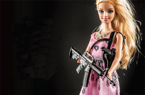 #RuinAToy All Lives Matter Barbie https://t.co/oQY0iU55LH