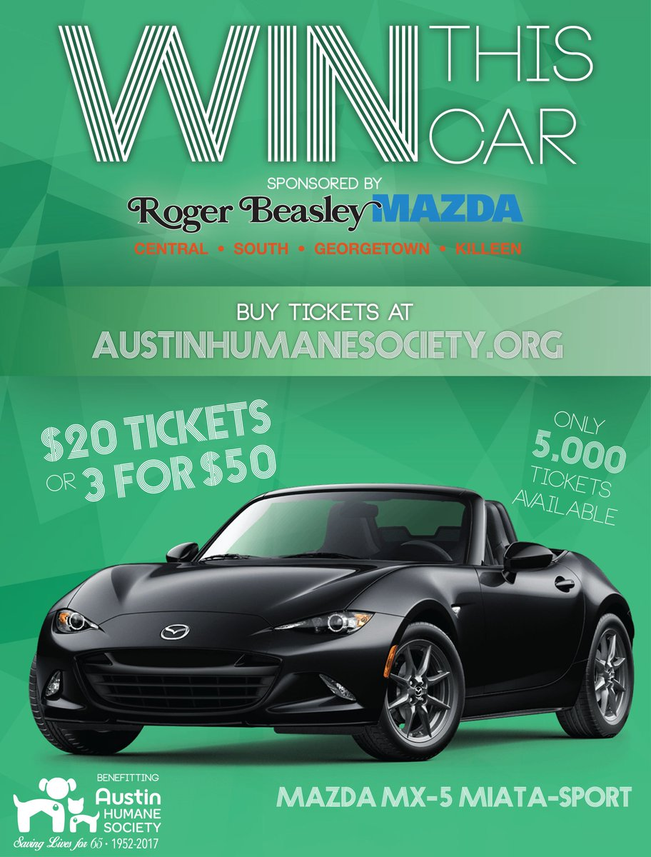 Tickets are now on sale for our 13th Annual AHS Car Raffle! Get your tickets now: https://t.co/INmnx2MlGi https://t.co/5H4QjrxBER