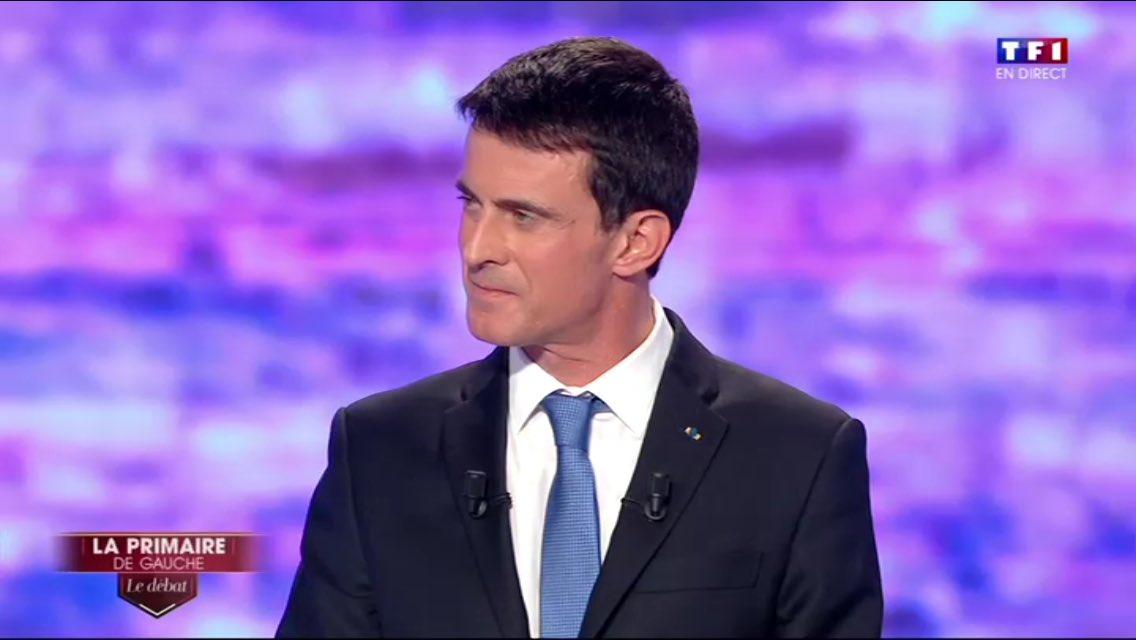 Quand Jean-Luc Bennahmias t'appelle Manuel et que tu prends conscience que tu n'es plus Premier ministre #PrimaireLeDebat