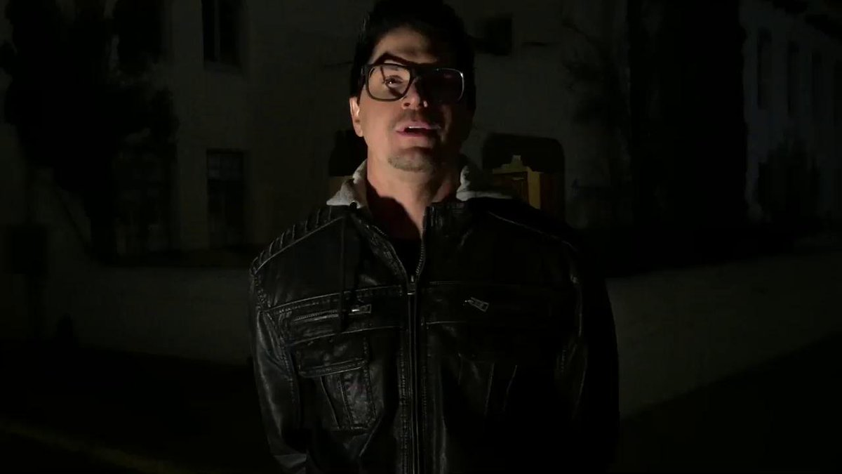 #GhostAdventures and #Frightday fans, @Zak_Bagans has a message for you! https://t.co/L2RY2P8dhB