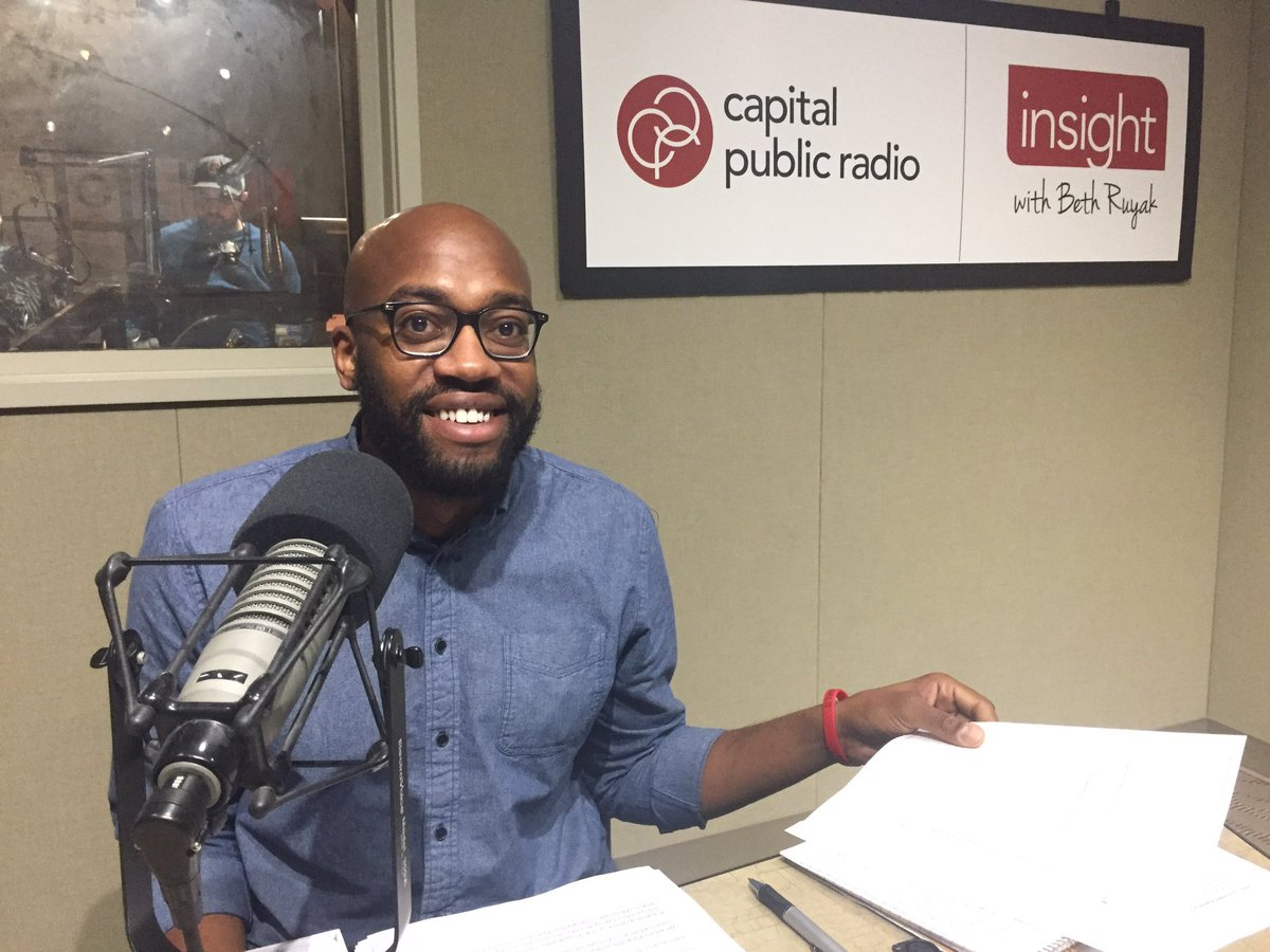 #ANationEngaged brought a diverse conversation @CapRadioNews last night. @samsanders and @CapRadioRuyak recap #oninsight<br>http://pic.twitter.com/nyl3zKfmpn