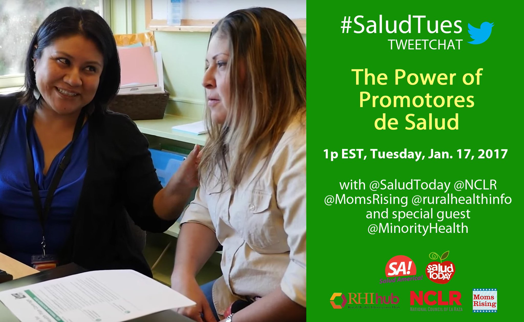 Thumbnail for The Power of Promotores de Salud