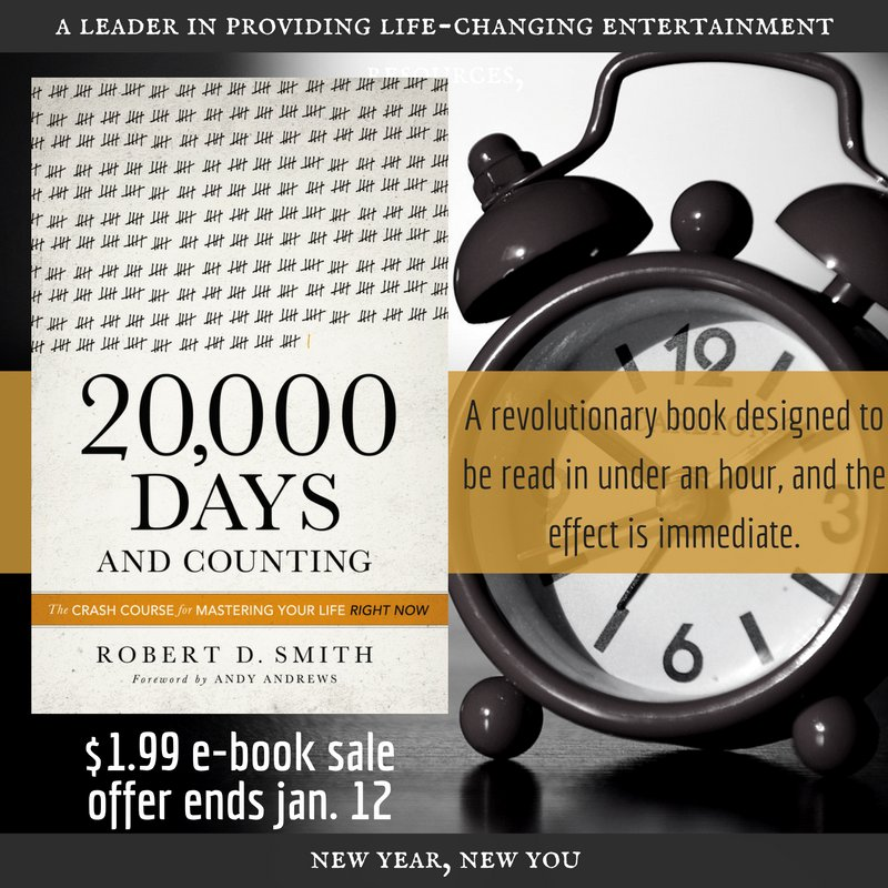 My book 20,000 Days and Counting is available on e-book for just $1.99 for a limited time: https://t.co/Imn1EqqhyJ https://t.co/lNfFnMH5Pe