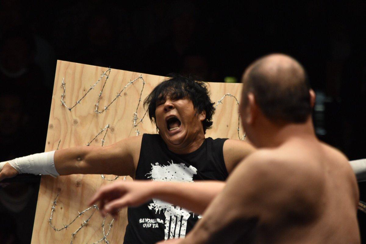 """Atsushi Onita: """"Esta vez mi retiro es en serio"""". 3"""