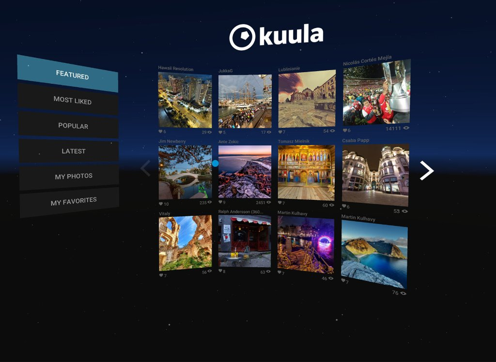 Kuula VR is now available on the AppStore. Get it now! itunes.apple.com/us/app/kuulavr… #kuula #ios #vr #photography