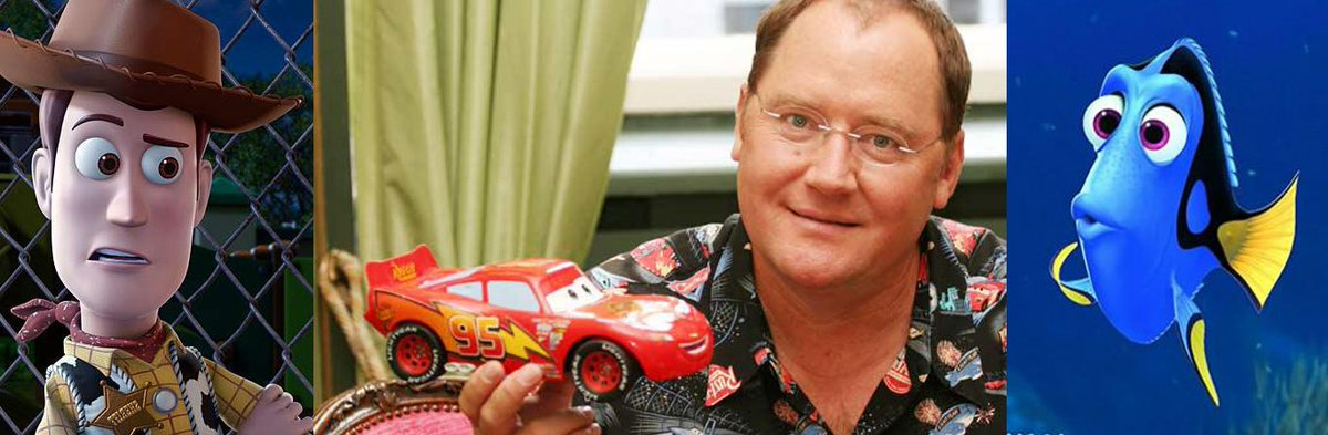 HappyBday  innovative ANIMATOR + #PIXAR founder #JOHNLASSETER- w/o his VISION, we'd be w/o #WOODY #MATER + #DORY!<br>http://pic.twitter.com/35JwHbwwQU
