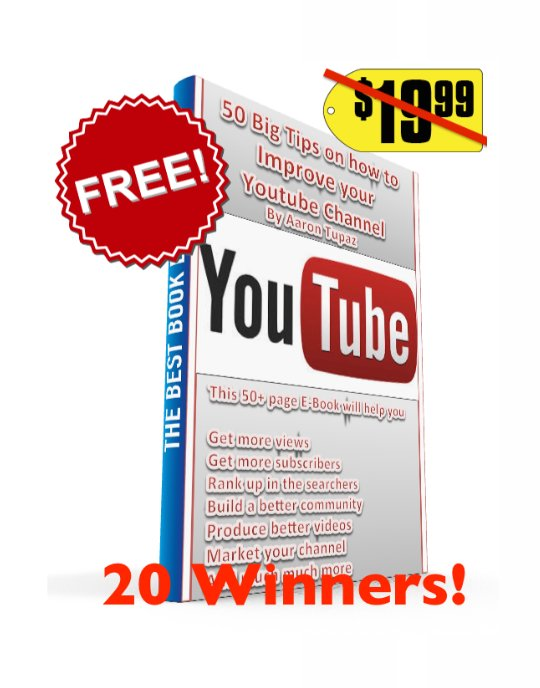 As a thank you for 10,000 subscribers, I&#39;m giving away my E-Book for #FREE! ►  https:// win.rewardsfuel.com/4124  &nbsp;   #contest<br>http://pic.twitter.com/eN4Nz38lo1